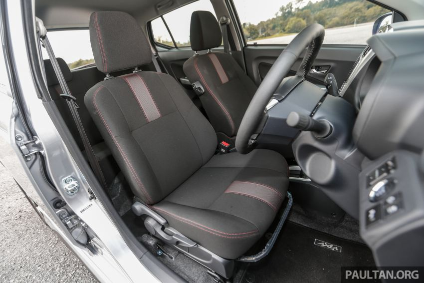 GALLERY: 2019 Perodua Axia – Style and AV in detail Image #1027737