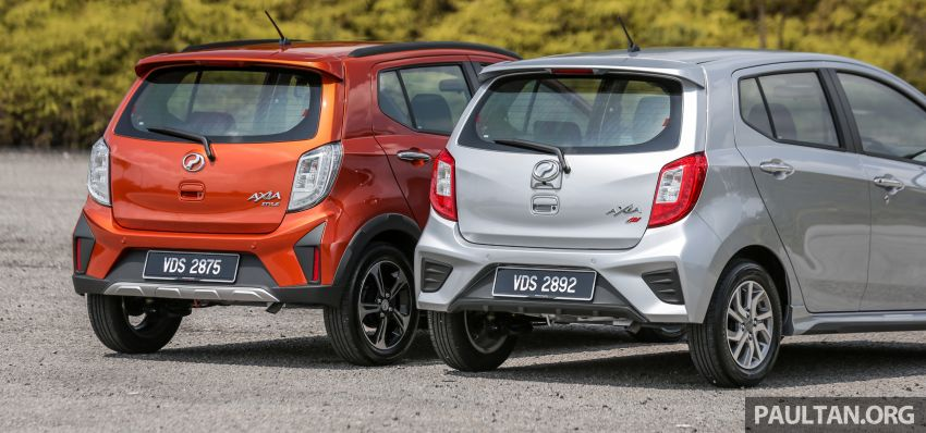 GALLERY: 2019 Perodua Axia – Style and AV in detail Image #1027626
