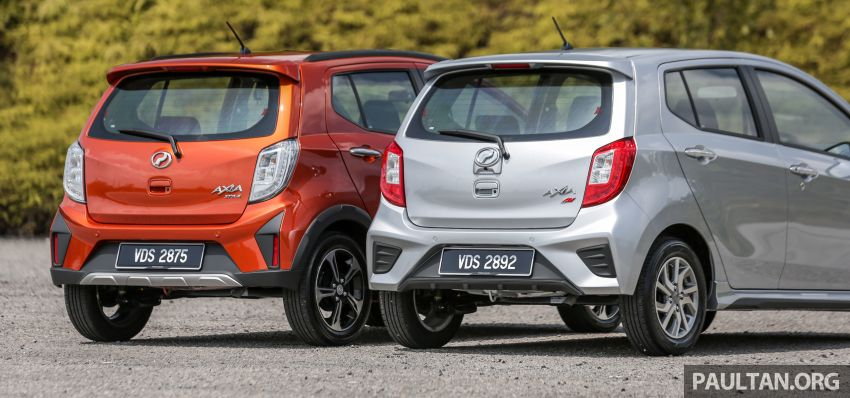 GALLERY: 2019 Perodua Axia – Style and AV in detail Image #1027627