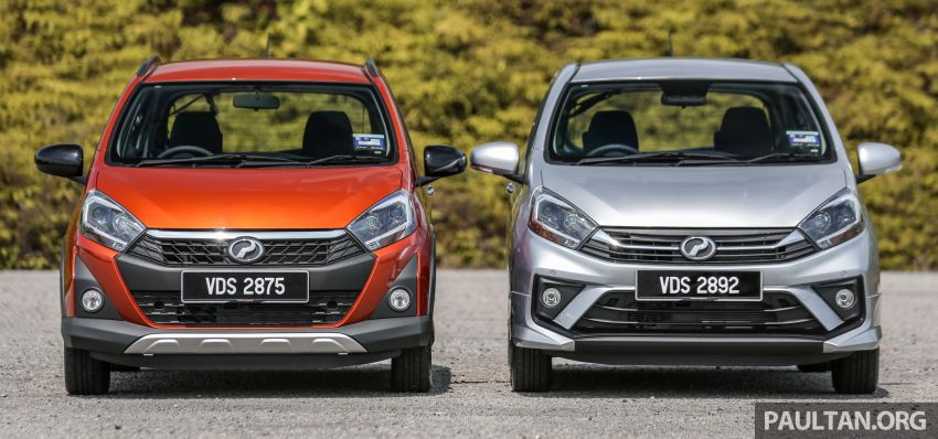 GALLERY: 2019 Perodua Axia – Style and AV in detail Image #1027617