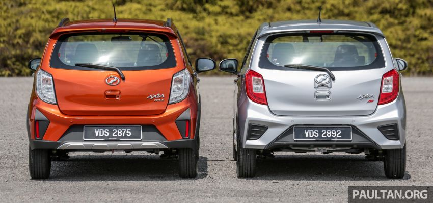 GALLERY: 2019 Perodua Axia – Style and AV in detail Image #1027618