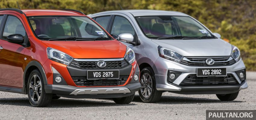 GALLERY: 2019 Perodua Axia – Style and AV in detail Image #1027621