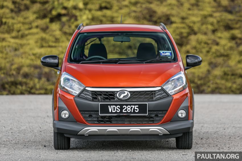 GALLERY: 2019 Perodua Axia – Style and AV in detail Image #1027776