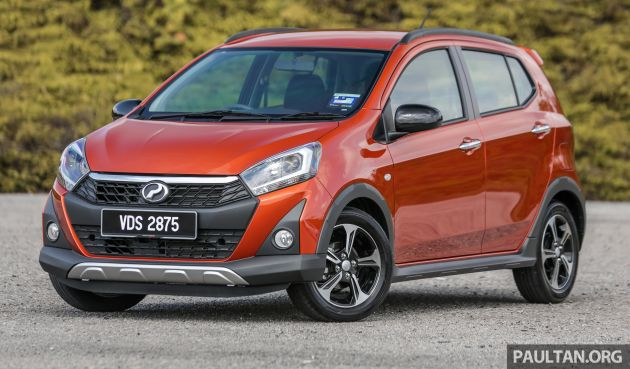 2019 Perodua Axia Facelift Over 20 000 Bookings Since Sept 10 400 Delivered 2 000 Units Of Style Sold Paultan Org