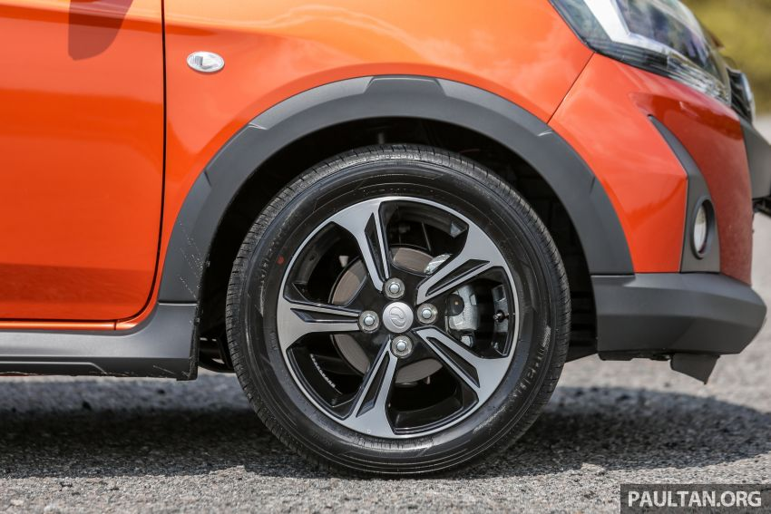 GALLERY: 2019 Perodua Axia – Style and AV in detail Image #1027793
