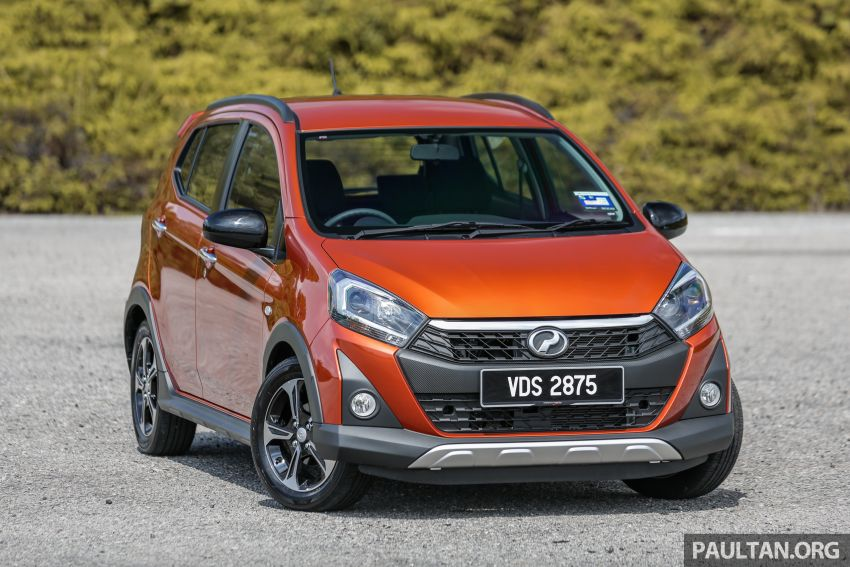 GALLERY: 2019 Perodua Axia – Style and AV in detail Image #1027764