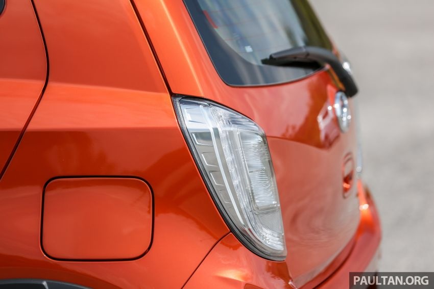 GALLERY: 2019 Perodua Axia – Style and AV in detail Image #1027803