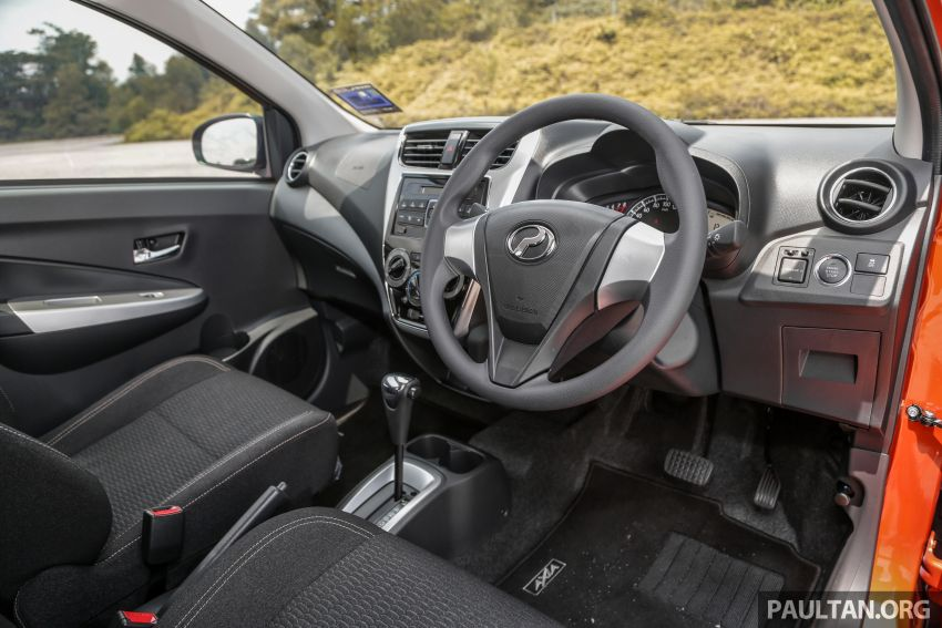 GALLERY: 2019 Perodua Axia – Style and AV in detail Image #1027811