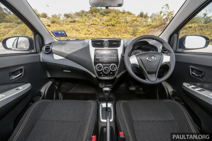 GALLERY: 2019 Perodua Axia – Style and AV in detail Image #1027813