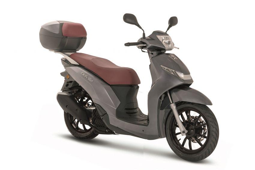 Mahindra beli 100 peratus saham Peugeot Motocycles Image #1037643