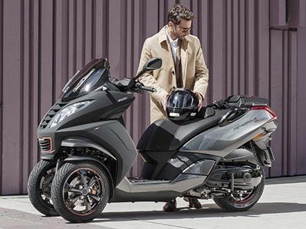 Mahindra beli 100 peratus saham Peugeot Motocycles Image #1037641
