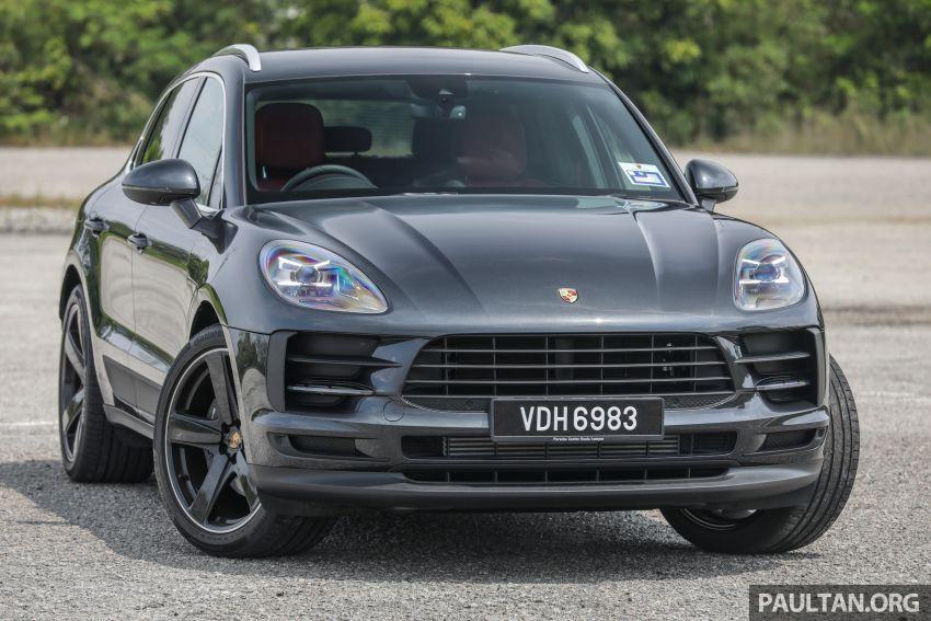 FIRST DRIVE: 2019 Porsche Macan facelift – fr RM455k Image #1024801