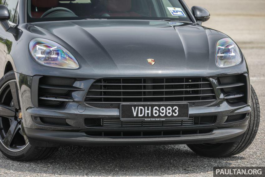 FIRST DRIVE: 2019 Porsche Macan facelift – fr RM455k Image #1024817