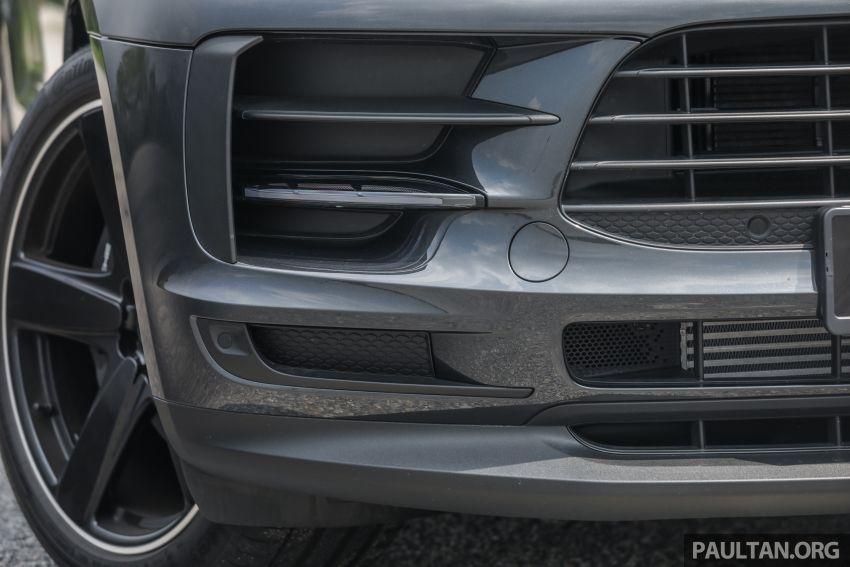 FIRST DRIVE: 2019 Porsche Macan facelift – fr RM455k Image #1024821
