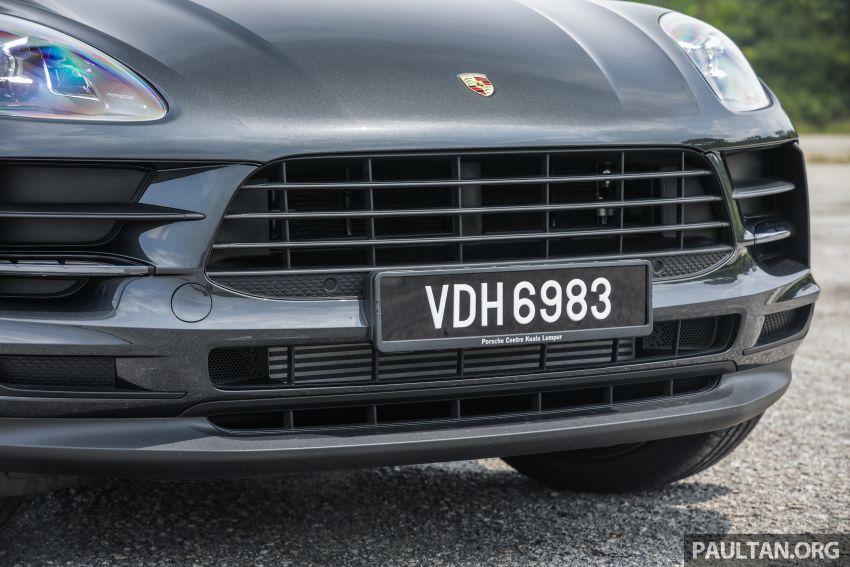 FIRST DRIVE: 2019 Porsche Macan facelift – fr RM455k Image #1024823