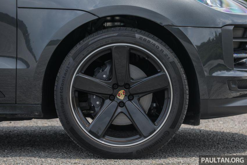 FIRST DRIVE: 2019 Porsche Macan facelift – fr RM455k Image #1024824