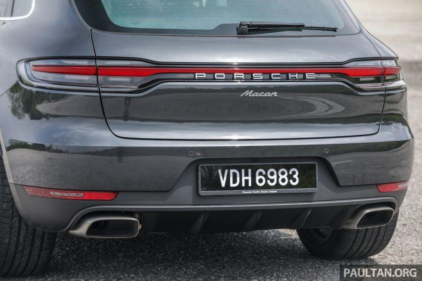 FIRST DRIVE: 2019 Porsche Macan facelift – fr RM455k Image #1024831