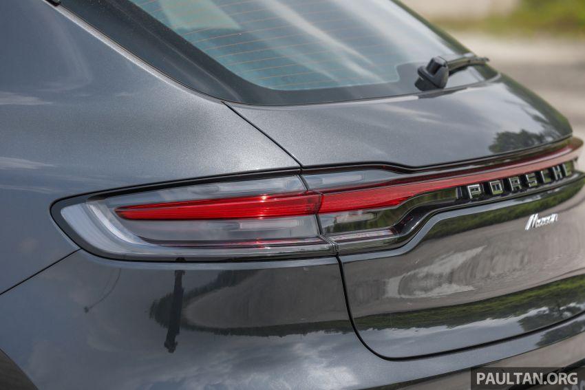 FIRST DRIVE: 2019 Porsche Macan facelift – fr RM455k Image #1024833