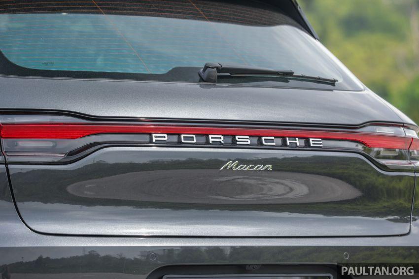 FIRST DRIVE: 2019 Porsche Macan facelift – fr RM455k Image #1024836