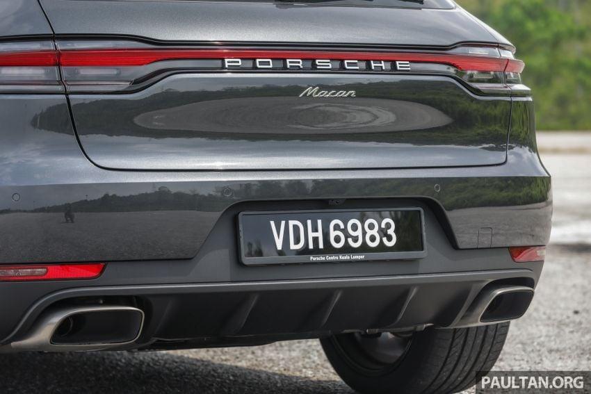FIRST DRIVE: 2019 Porsche Macan facelift – fr RM455k Image #1024838