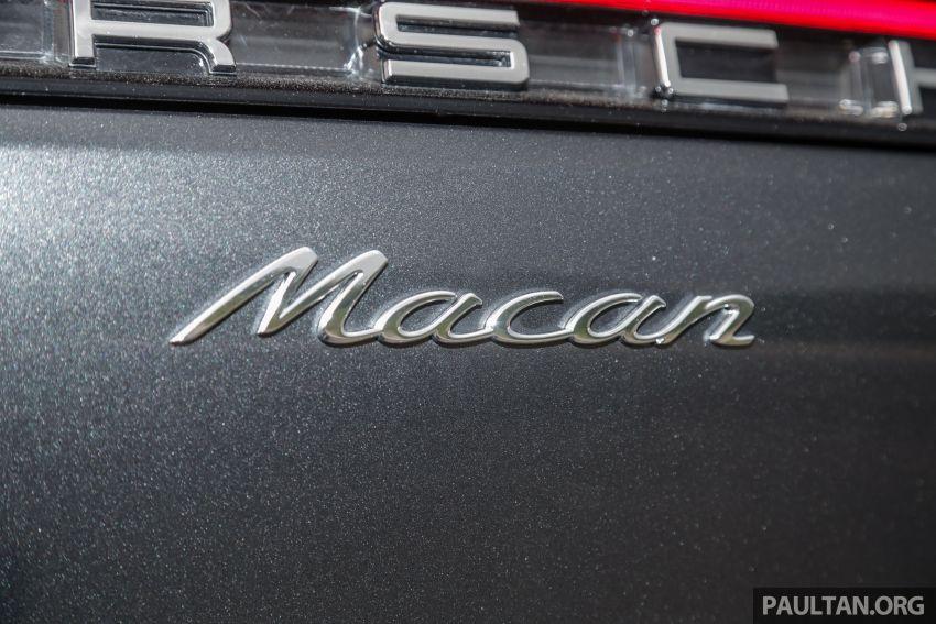 FIRST DRIVE: 2019 Porsche Macan facelift – fr RM455k Image #1024840