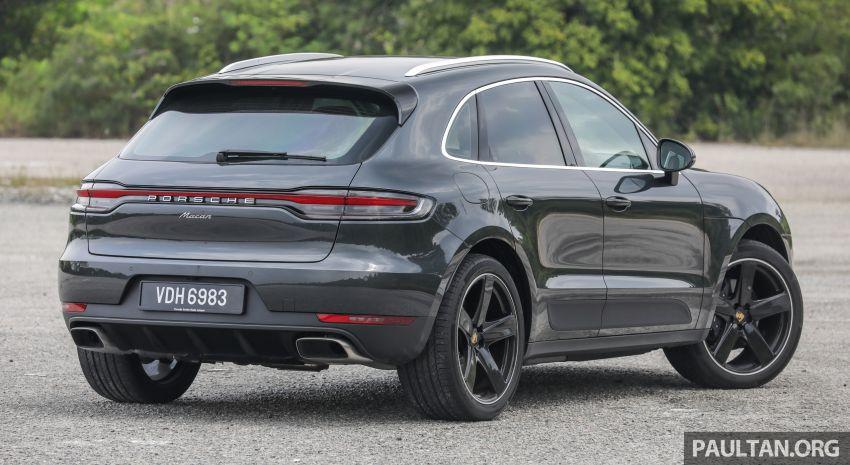 FIRST DRIVE: 2019 Porsche Macan facelift – fr RM455k Image #1024805