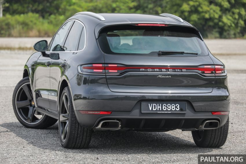 FIRST DRIVE: 2019 Porsche Macan facelift – fr RM455k Image #1024807
