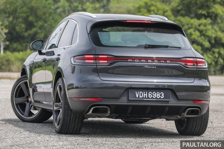 FIRST DRIVE: 2019 Porsche Macan facelift – fr RM455k Image #1024808