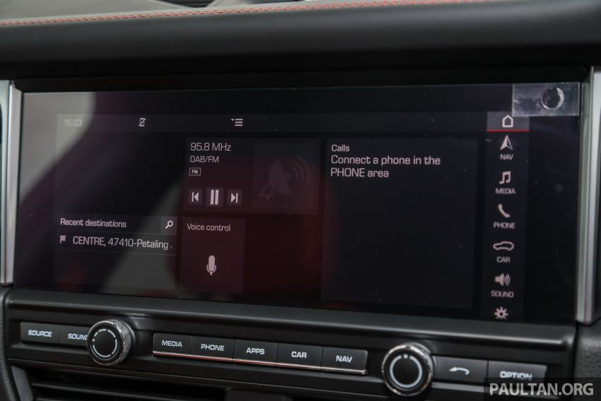 FIRST DRIVE: 2019 Porsche Macan facelift – fr RM455k Image #1024861