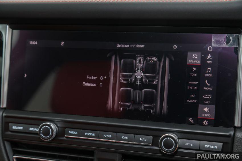 FIRST DRIVE: 2019 Porsche Macan facelift – fr RM455k Image #1024867