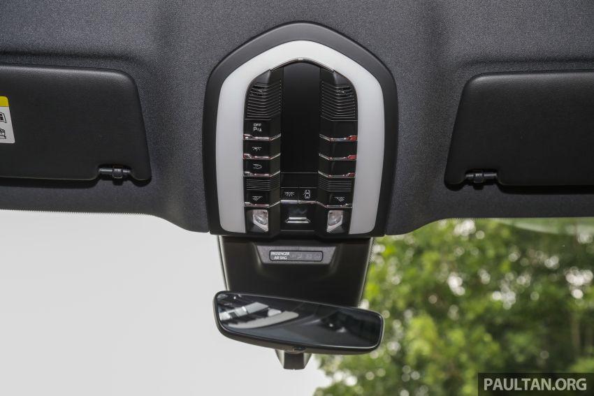 FIRST DRIVE: 2019 Porsche Macan facelift – fr RM455k Image #1024880