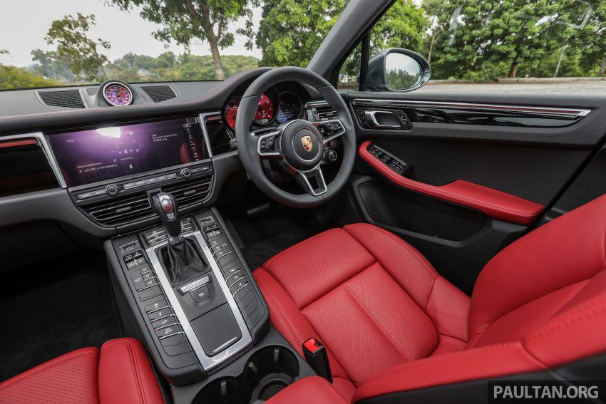 FIRST DRIVE: 2019 Porsche Macan facelift – fr RM455k Image #1024883