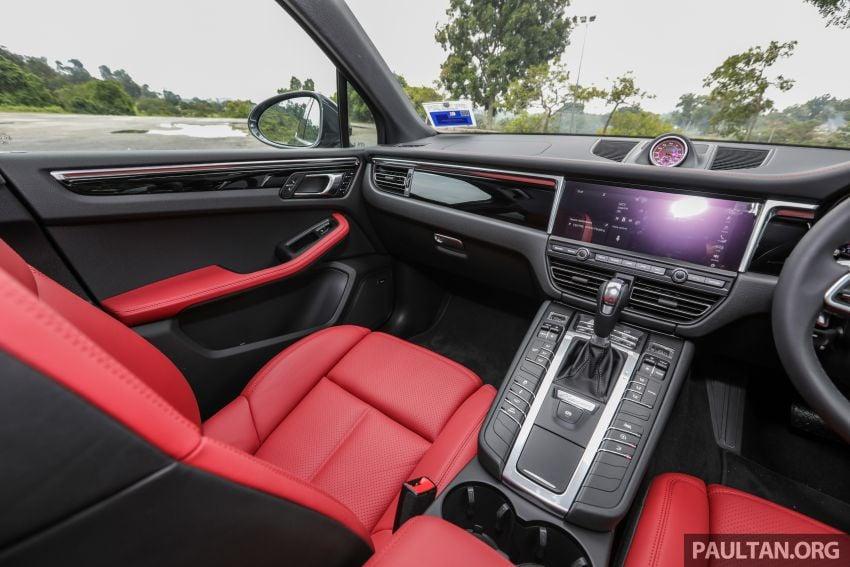 FIRST DRIVE: 2019 Porsche Macan facelift – fr RM455k Image #1024884