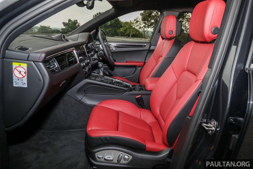FIRST DRIVE: 2019 Porsche Macan facelift – fr RM455k Image #1024886