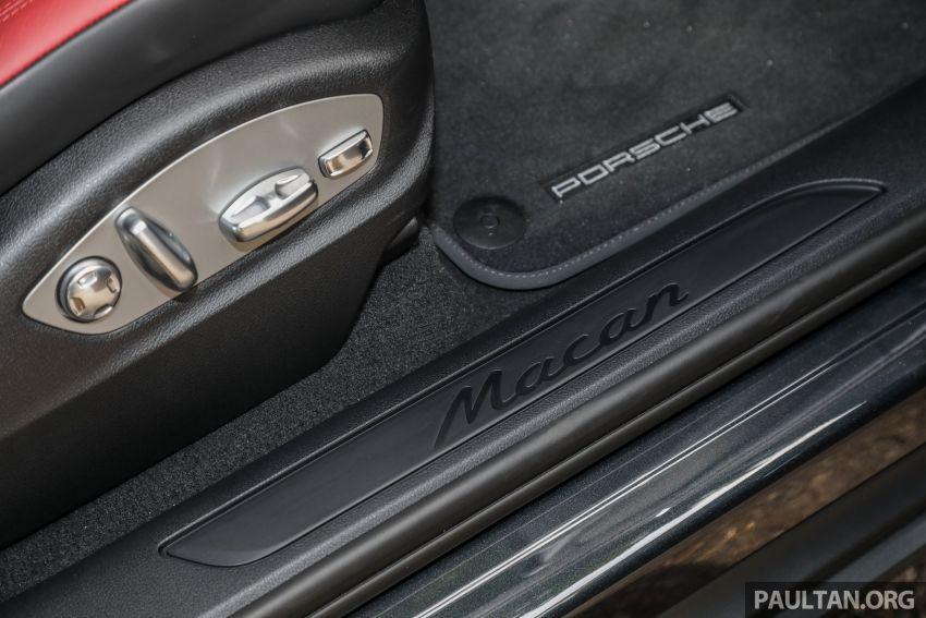 FIRST DRIVE: 2019 Porsche Macan facelift – fr RM455k Image #1024891