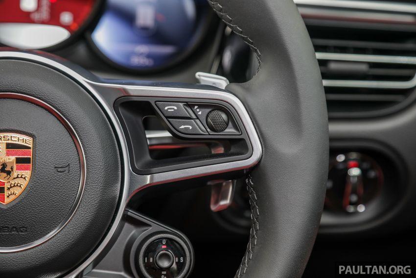FIRST DRIVE: 2019 Porsche Macan facelift – fr RM455k Image #1024848