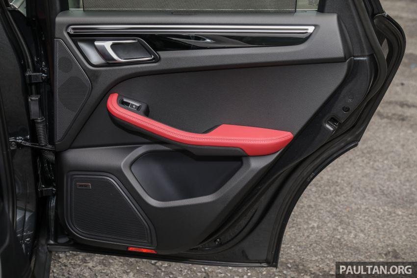 FIRST DRIVE: 2019 Porsche Macan facelift – fr RM455k Image #1024901