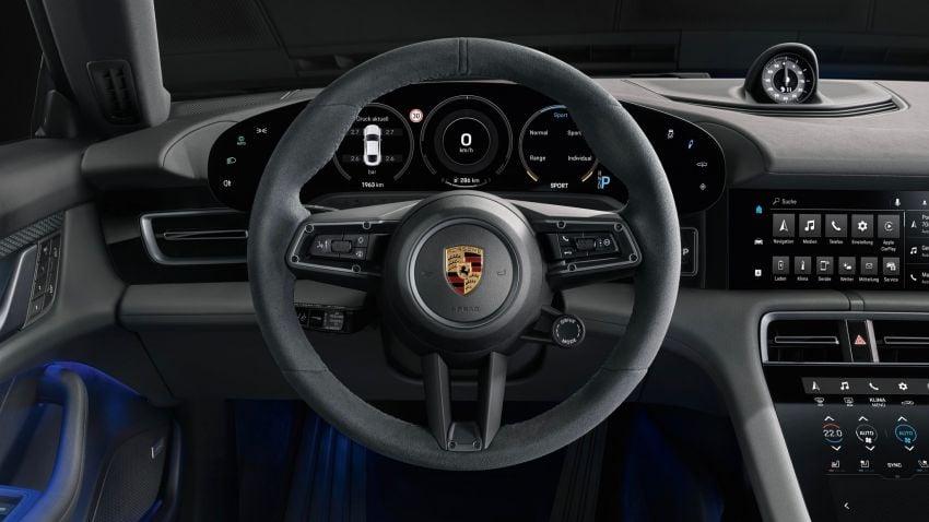 Porsche Taycan 4S – 571 PS, 463 km range, 250 km/h Image #1030087