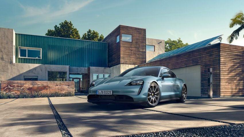 Porsche Taycan 4S – 571 PS, 463 km range, 250 km/h Image #1030088