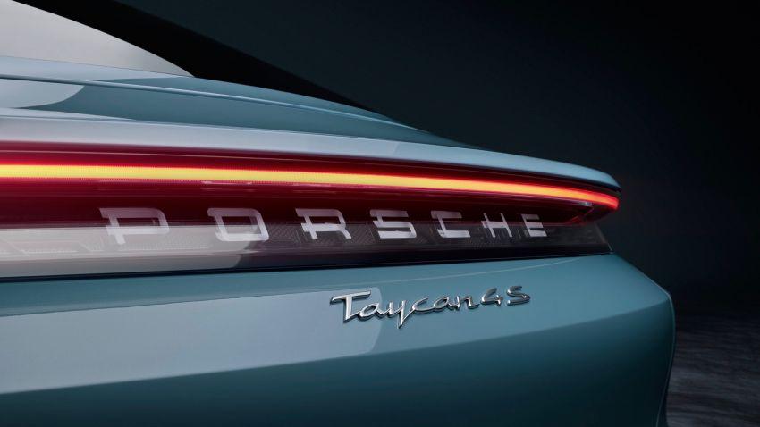 Porsche Taycan 4S – 571 PS, 463 km range, 250 km/h Image #1030079