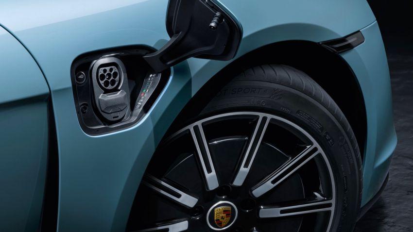 Porsche Taycan 4S – 571 PS, 463 km range, 250 km/h Image #1030080