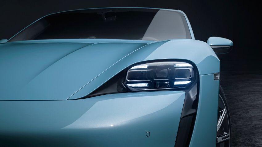 Porsche Taycan 4S – 571 PS, 463 km range, 250 km/h Image #1030081