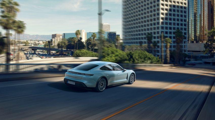 Porsche Taycan 4S – 571 PS, 463 km range, 250 km/h Image #1030084