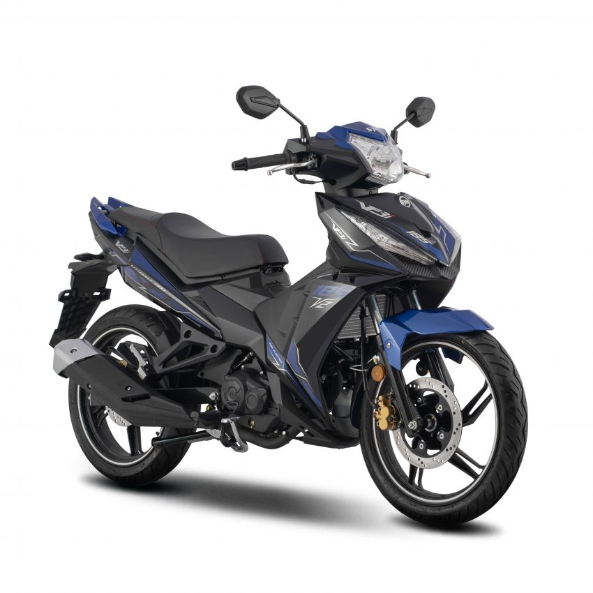 2020 SYM VF3i now in new colours – from RM8,338 Image #1036897