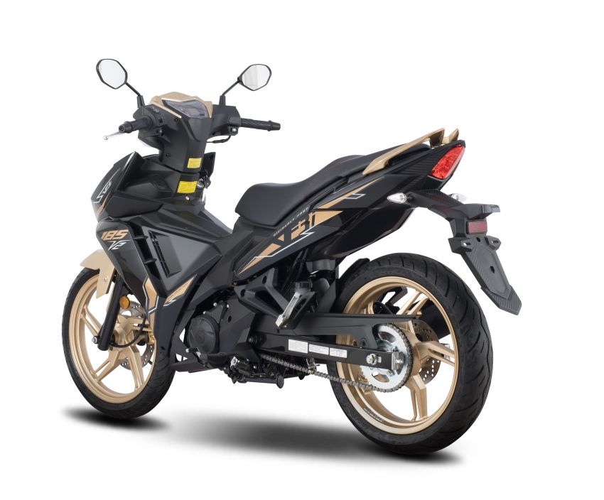 2020 SYM VF3i now in new colours – from RM8,338 Image #1036907