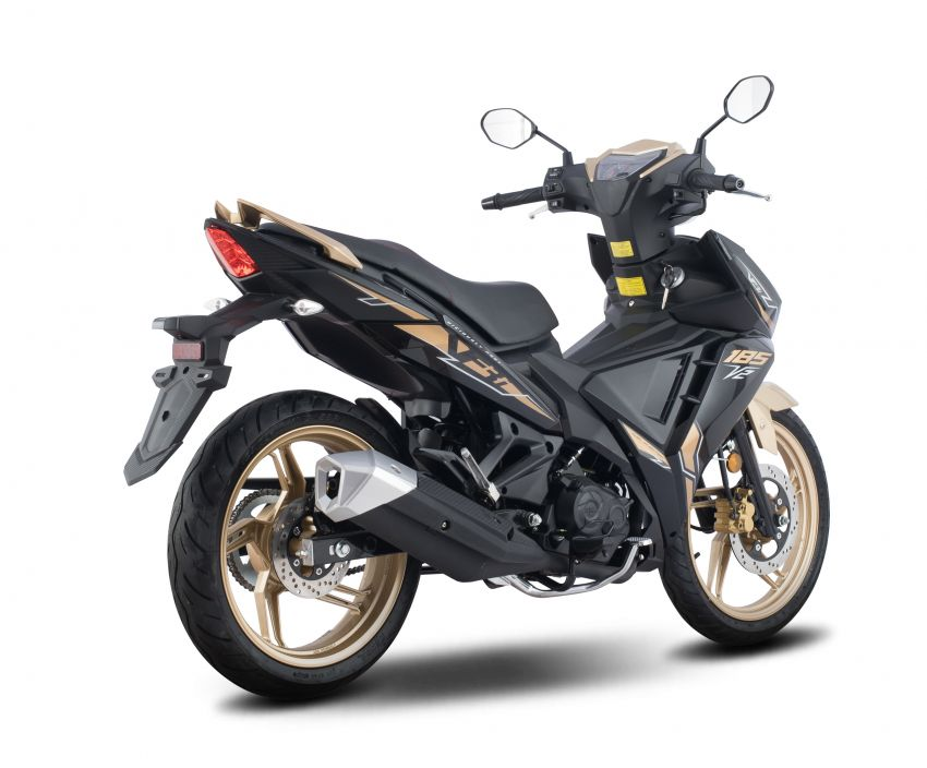 2020 SYM VF3i now in new colours – from RM8,338 Image #1036908