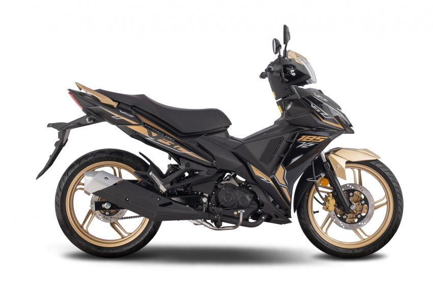 2020 SYM VF3i now in new colours – from RM8,338 Image #1036909