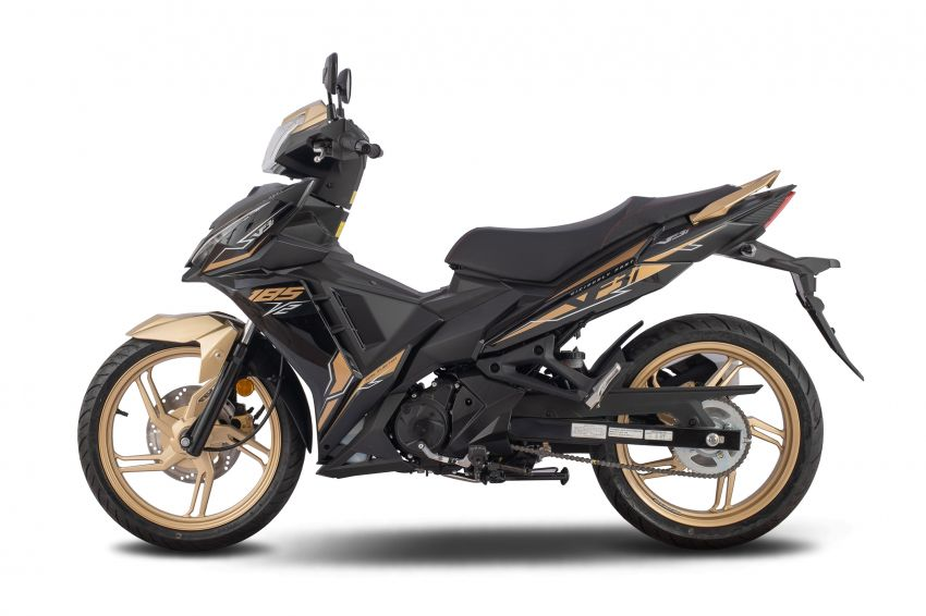 2020 SYM VF3i now in new colours – from RM8,338 Image #1036910