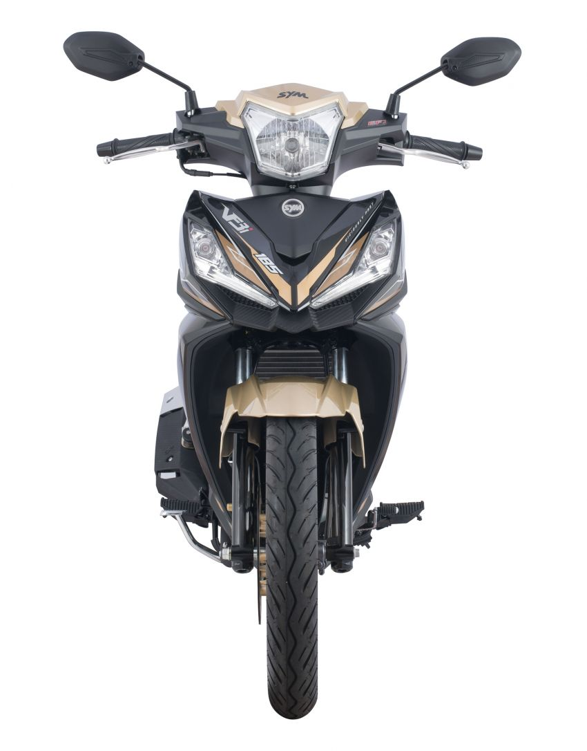 2020 SYM VF3i now in new colours – from RM8,338 Image #1036911