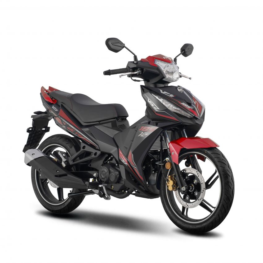 2020 SYM VF3i now in new colours – from RM8,338 Image #1036913